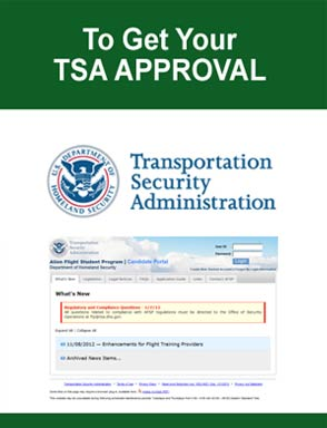 Flight Training TSA Application