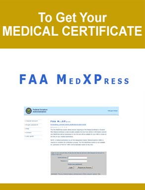 FAA Medical Examination Application